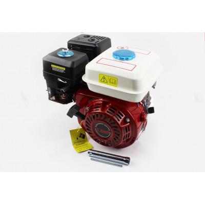 Двигатель мотоблочный в сборе под конус V, фильтр-поролон, 7,0л.с. (170F)