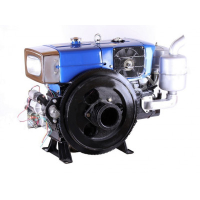 Двигатель Зубр ZH1115N (24 л.с.) с электростартером