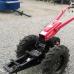 Безмоторный комплект в сборе для тяжелого мотоблока (КПП+редуктор+ручки+колеса) (R180/R190/R195) TATA