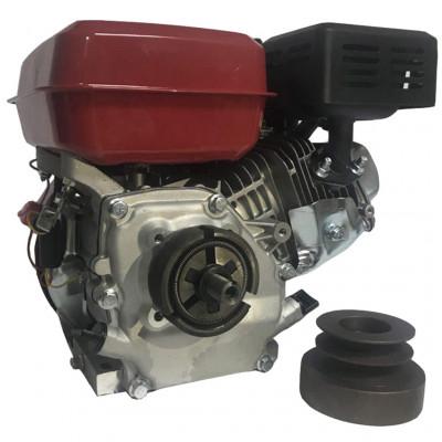 Двигатель Зубр 170F с центробежным сцеплением и шкивом