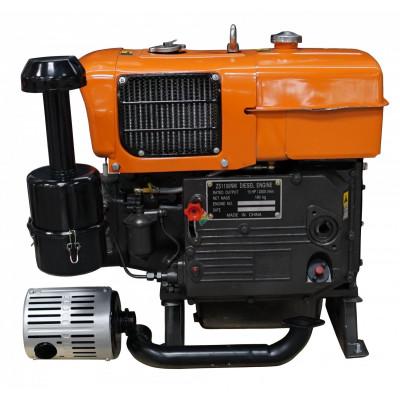 Двигатель Файтер ZS1100E с электростартером