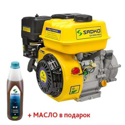 Двигатель Sadko GE-200R PRO