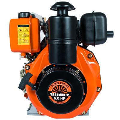 Двигатель Vitals DM 6.0k универсальный одноцилиндровый 4-х тактный