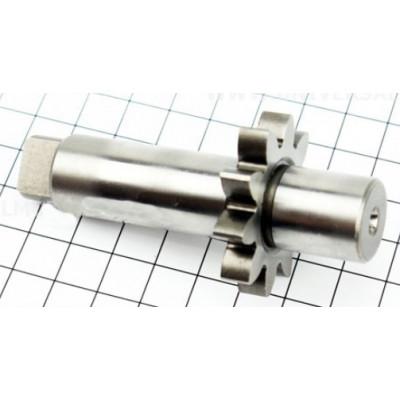 Вал первичный насоса гидравлического (мототрактор)