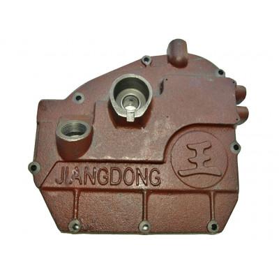 Крышка блока двигателя (ZUBR original) (R195)