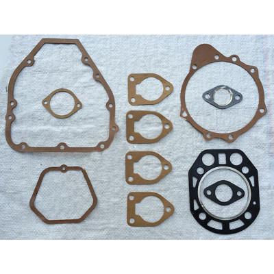 Комплект прокладок двигателя полный 11 шт (под короткую крышку) (R180)