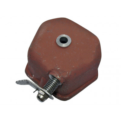 Крышка клапанов чугунная (крышка головки) (R180)