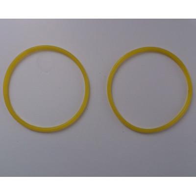 Манжеты гильзы 90 мм (2 шт) (R190)