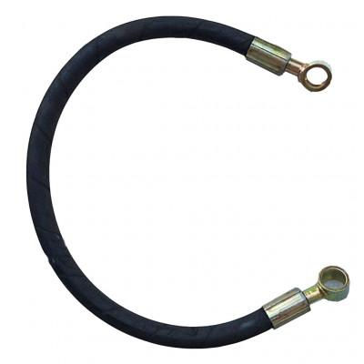Гидравлический шланг малый L-705 мм (12 колесо) (мототрактор)