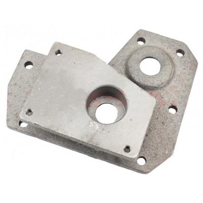 Крышка КПП левая под гидравлический насос (мототрактор)