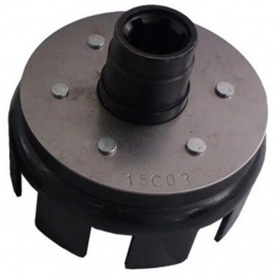 Корзина сцепления под шлицы пустая 20 мм (168F/177F/188F)