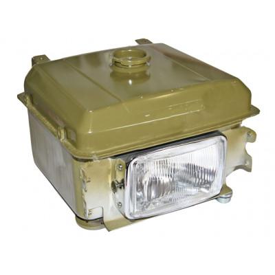 Бак топливный с фарой (выступающая горловина) R195