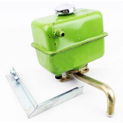 Бак гидравлический + кронштейн мототрактора (старого образца)